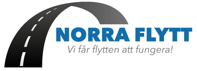 Logo Norra flytt